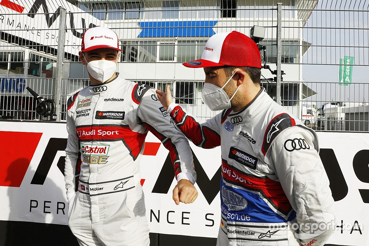 Muller & Rockenfeller To Stay In DTM In 2021 With Audi   DCM
